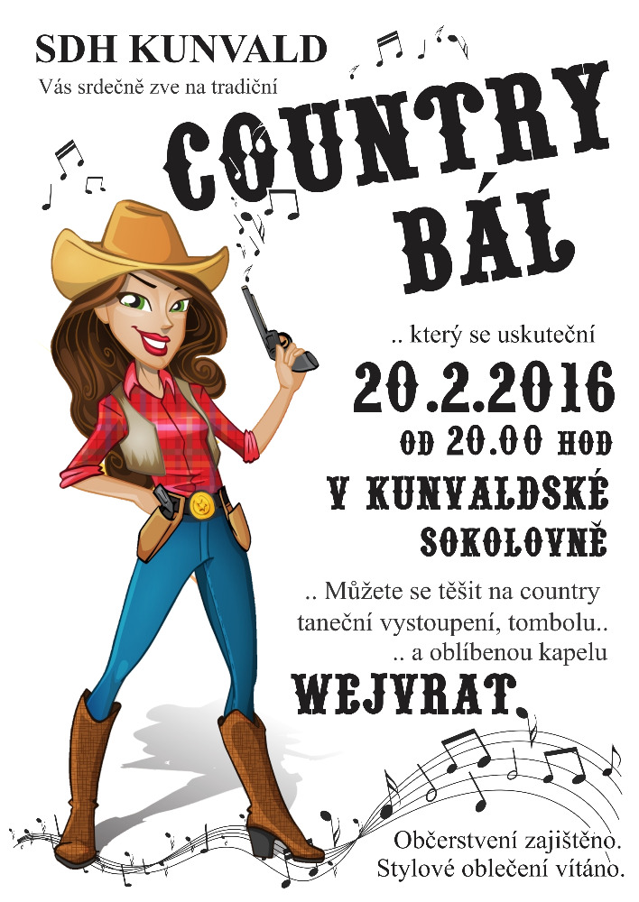 Country bál 2016